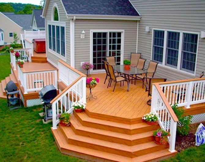 home deck inspection